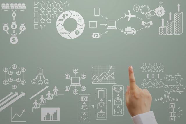 売上高のデータ分析や収益性分析の重要性とそれぞれの指標を解説
